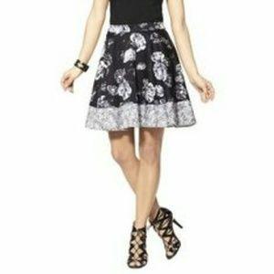 Prabal Gurung for Target Floral Skirt Size 14